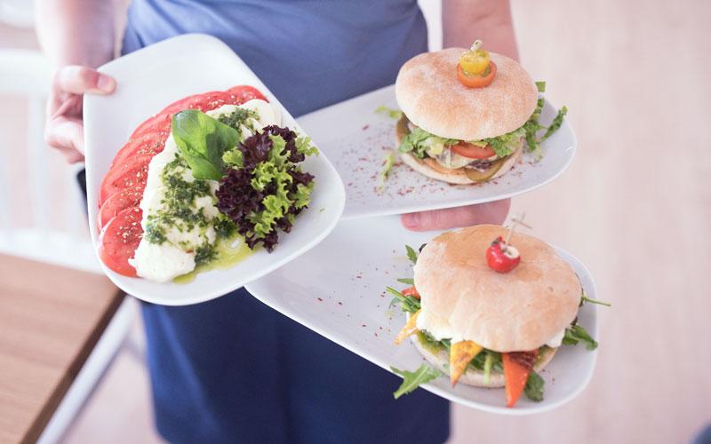 Schwedische Köstlichkeiten in Boltenhagen Cafe Lindquist